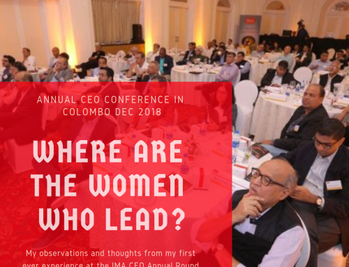 Where are the Women Leaders?