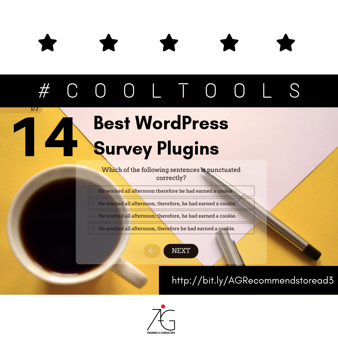 14 Top Survey Tools Plugins