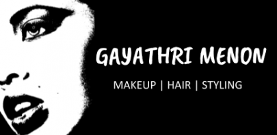 Gayathri Menon Makeup and Style