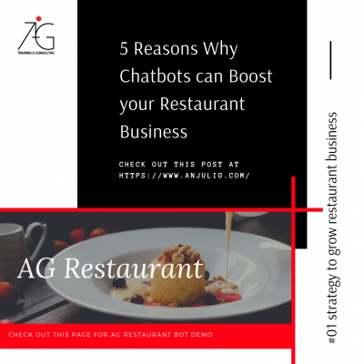 Why Chatbots for Restaurant Owners