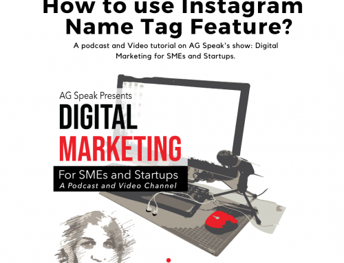 How to use Instagram Name Tag Feature?