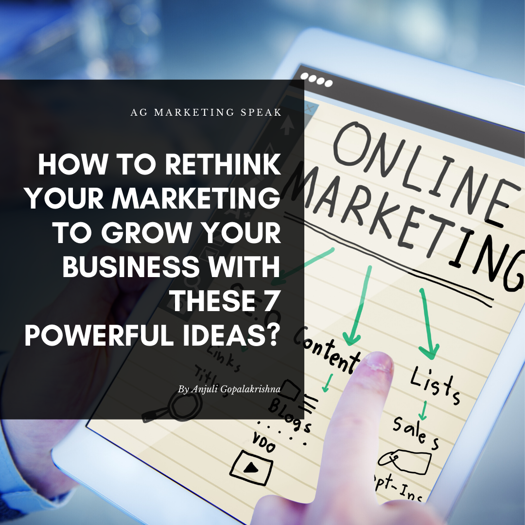 How to rethink your digital marketing for business growth