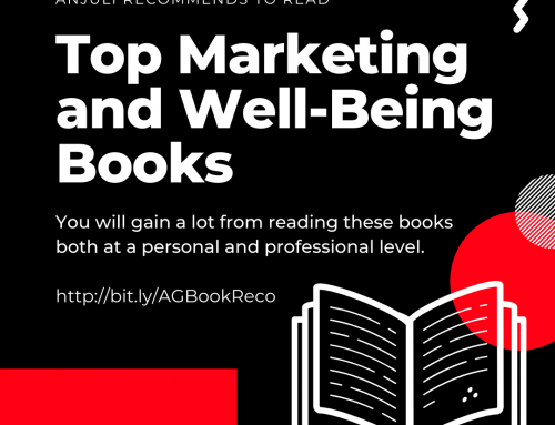 Top Marketing Book Recommendations by Anjuli Gopalakrishna