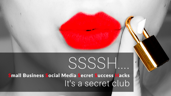 Social Media Secret Success Hacks Facebook Group