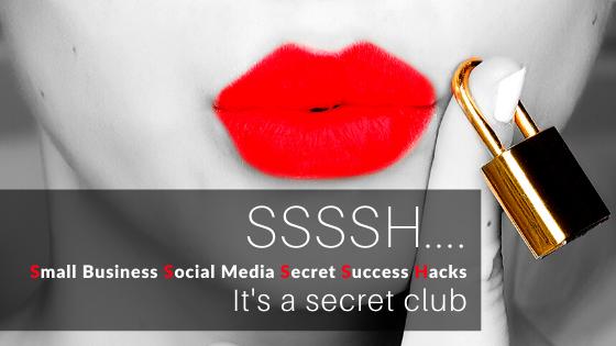 Social Media Secret Success Hacks Facebook Group