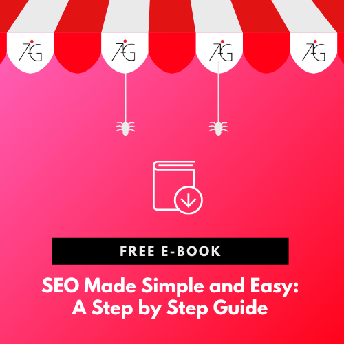 Free E-Book SEO Made Simple and Easy - A Step by Step Guide