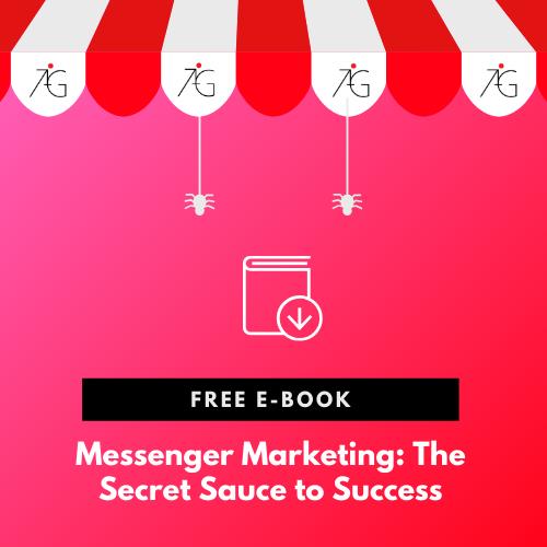 Messenger Marketing The Secret Sauce for Success Free E-book
