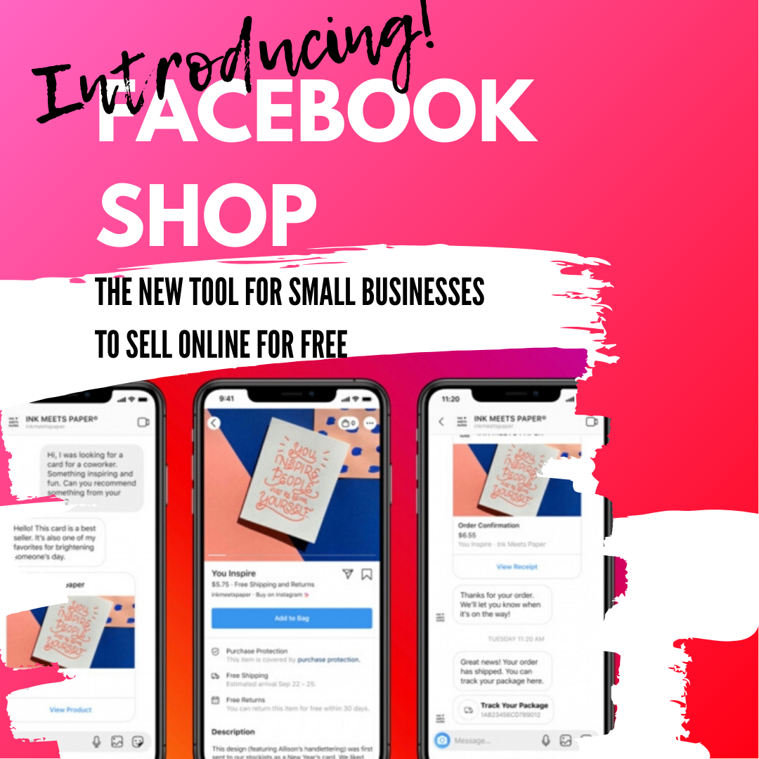 Facebook Shop - New Feature