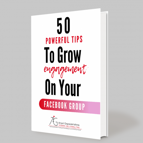 50 Powerful tTips to Grow Engagement on Facebook Groups